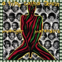 Battle A Tribe Called Quest / The Low End Theory Vs Midnight Marauders